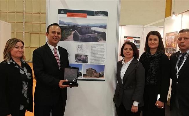 YAPEX'te Alanya Belediyesi'ne başarı ödülü