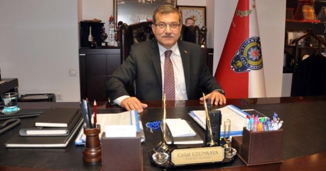 Antalya Emniyet Müdürü değişti