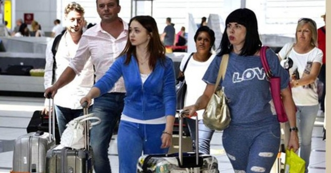 Antalya turizmi  12 yıl geriledi