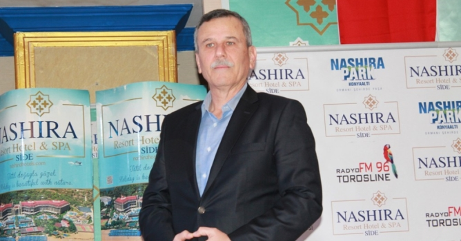 AÜ Senatosundan Manavgat'a Fakülte müjdesi