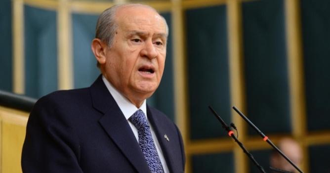 Bahçeli: 'Tavrımız referandum  sürecinde de devam edecek'