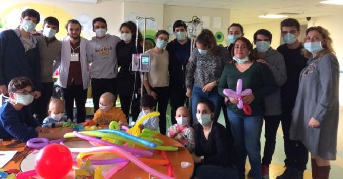 Bahçeşehir Alanya'nın gönüllü kahramanları