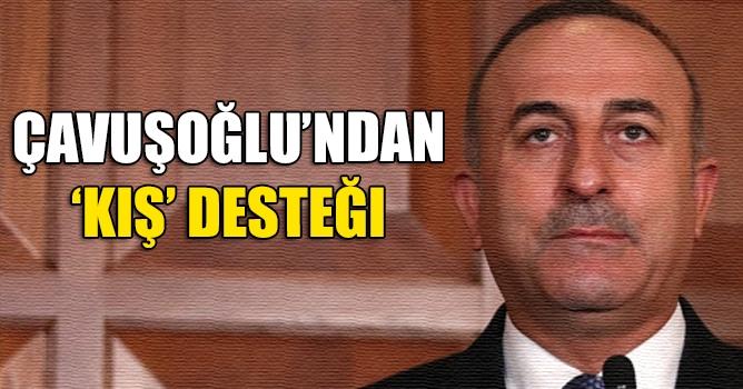 Bakan Çavuşoğlu'ndan  Alanya'ya 'Kış' müjdesi