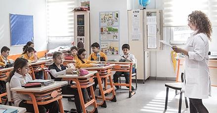 Başakşehir İlkokulları Arasında Atabek Koleji