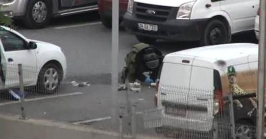 Bombalı yüklü araç ve motosiklet ele geçirildi