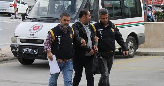 Çaldığı ısıtıcıları polise satmak isterken yakalandı