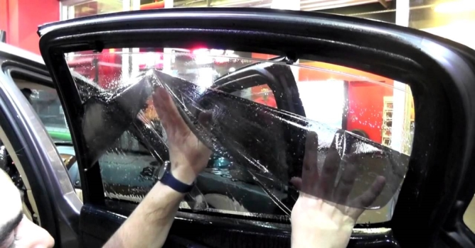 Cam filmi sökülmeyen  araç trafikten men edilecek