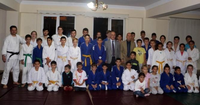 Camide Judo eğitimi