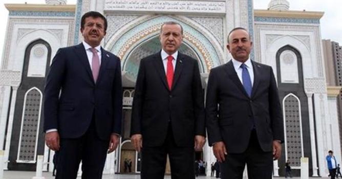 Çavuşoğlu'ndan Kazakistan çıkarması