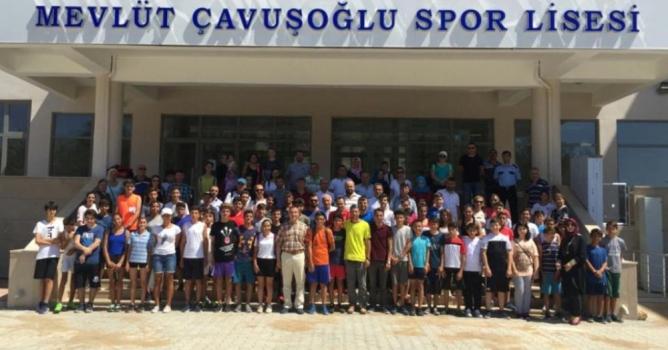 Çavuşoğlu Spor Lisesi  başvuru süresi uzatıldı
