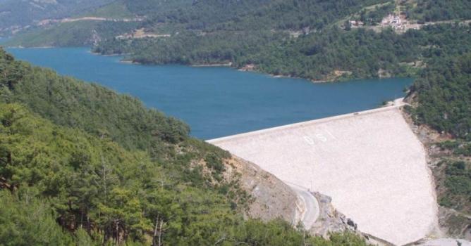 Dim Barajı ihalesi 15 Ağustos'ta