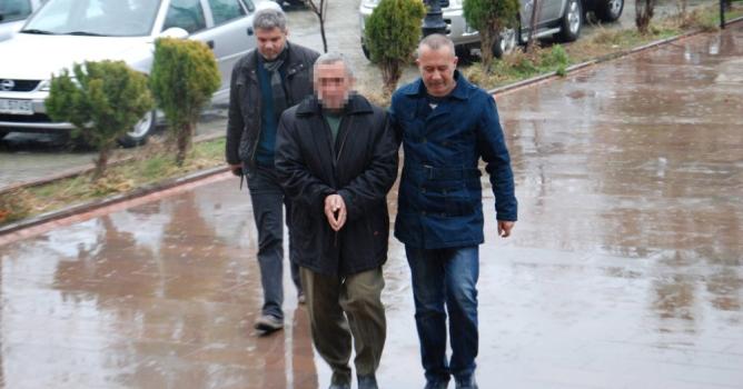 Gazipaşa'da iki tutuklama