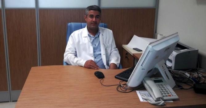 Gazipaşa'ya üroloji uzmanı atandı