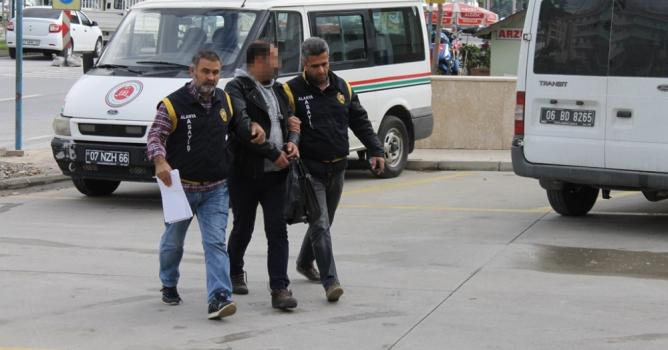 Gözaltına alınan şüpheli serbest