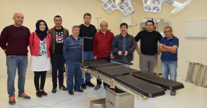 Hastalara duyuru:  Poliklinikler taşındı