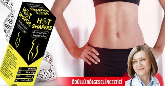 Hot Shapers Biber Jeli Sipariş