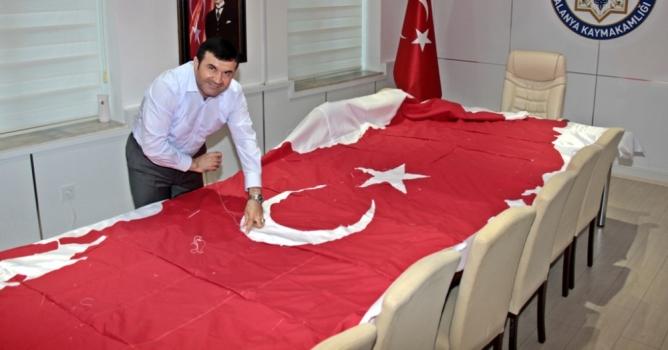 İlmek ilmek Türkiye  projesine destek!