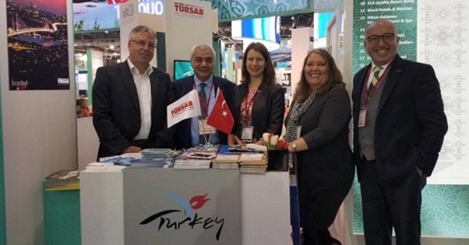 İngiliz Tur Operatörleri  Birligi Türkiye'ye geliyor