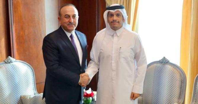 Katar'da gündem Suriye
