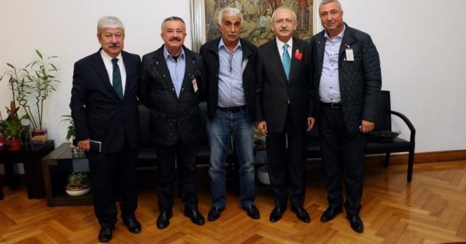 Kılıçdaroğlu ve Türktaş arasında güldüren diyalog