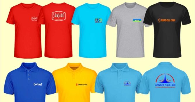 Kişiye Özel Baskılı Tshirt Tasarımları