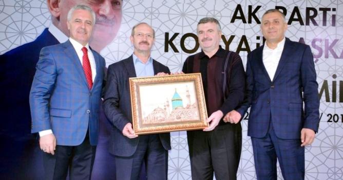 Konyalı AK Partililer Alanya'da buluştu