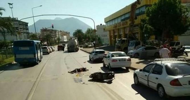 Korkunç kaza: 1 ölü!