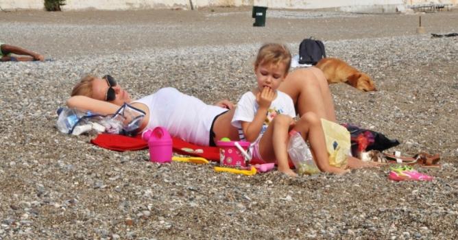 Meteoroloji'den tatilcilere  3 ay 'sıcak hava' müjdesi