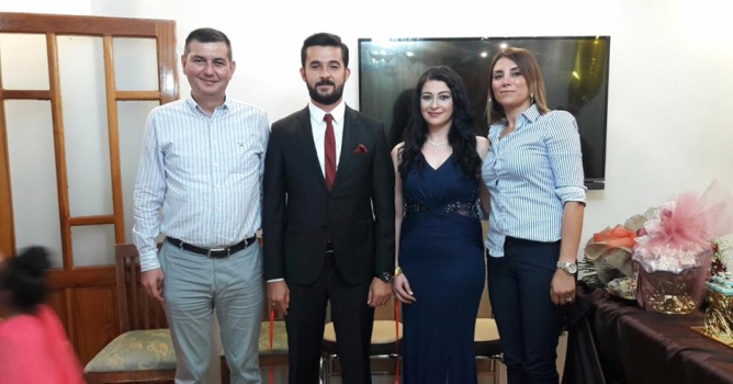 MHP'de çifte düğün heyecanı