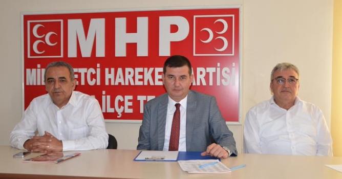 MHP değerlendirme yaptı