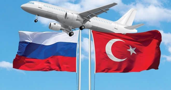 Moskova-Antalya arasına yeni bir hava yolu