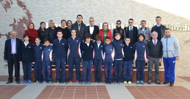 Öhep yine yeniden  Antalya Şampiyonu