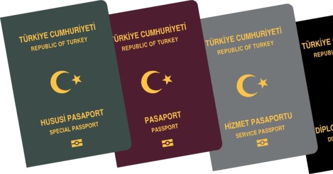 Pasaportları artık emniyet vermeyecek