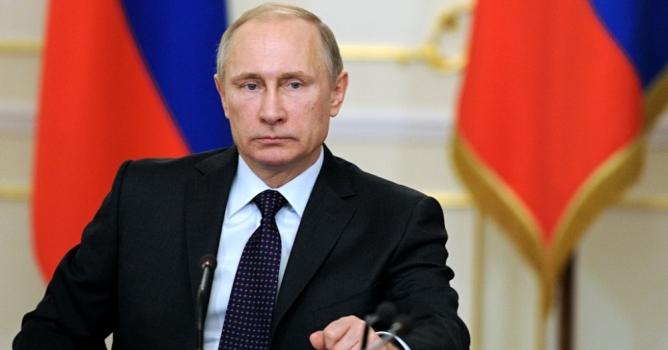 Putin: Fikrimi  değiştiriyorum