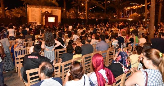 Ramazan etkinliklerine ilgi büyük