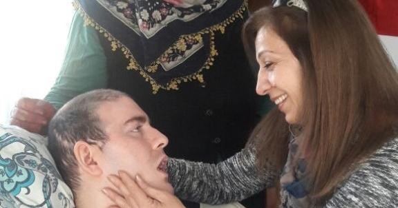 Rus kadın 'Umut' için  DNA testi yaptırıyor