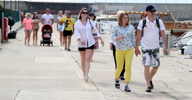 Rus turist sayısında rekor artış