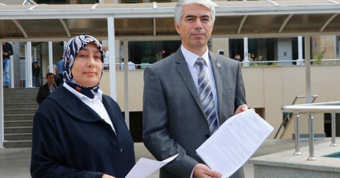 Şehidin ailesi Fethullah Gülen'den şikayetçi oldu