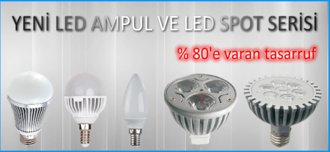 Şerit LED Ürünler