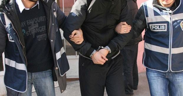 Terör propagandasına 1 tutuklama