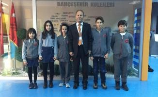 Bahçeşehir Koleji Alanya'dan Peş Peşe 5 Başarı