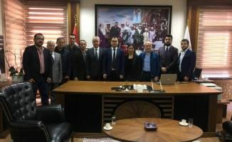 CHP'den Başsavcı Emre'ye ziyaret