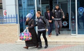 Alanya'da FETÖ operasyonu 2 gözaltı