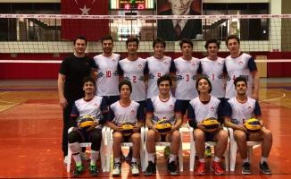 Bahçeşehir Koleji Alanya Voleybol Takımı TVF Erkekler 2.liginde