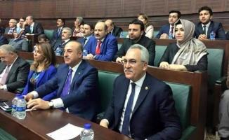 Çavuşoğlu'ndan YPG açıklaması
