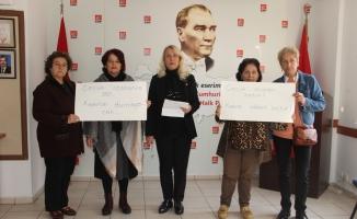 CHP'li kadınlardan çocuk istismarı tepkisi!