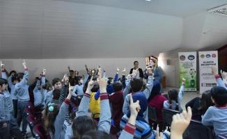 Eko okullarda velilere  yönelik çevre eğitimi