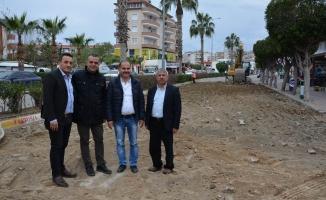 Konaklı İstiklal Caddesi yenileniyor