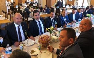 MHP'den Ankara çıkarması