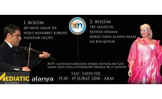 Neşe-i Muhabbet'ten iki dev konser